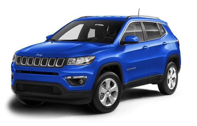 2018 Jeep Compass North SUV 3C4NJDBB9JT162836