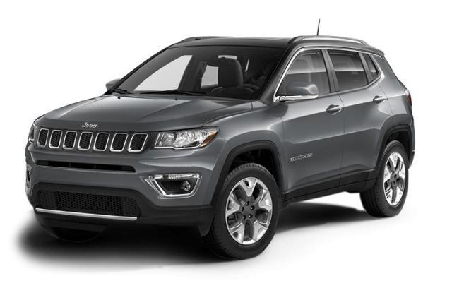 2018 Jeep Compass Limited SUV 3C4NJDCB8JT155391