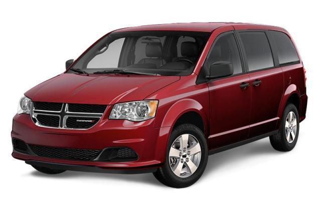2018 Dodge Grand Caravan SE Plus Van