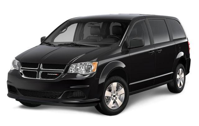 2018 Dodge Grand Caravan SE Plus Van