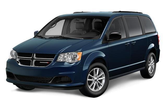 2018 Dodge Grand Caravan SXT Plus Van