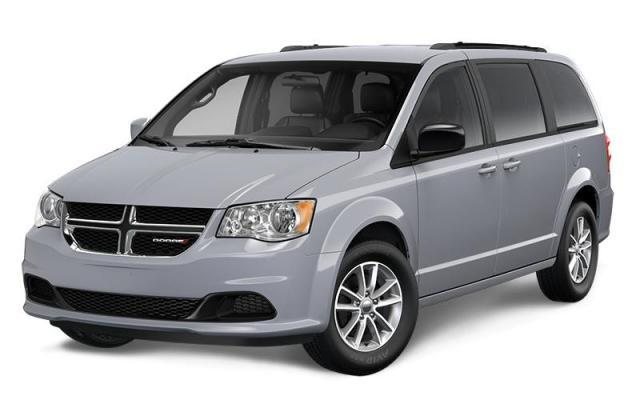 2018 Dodge Grand Caravan SXT Plus Van