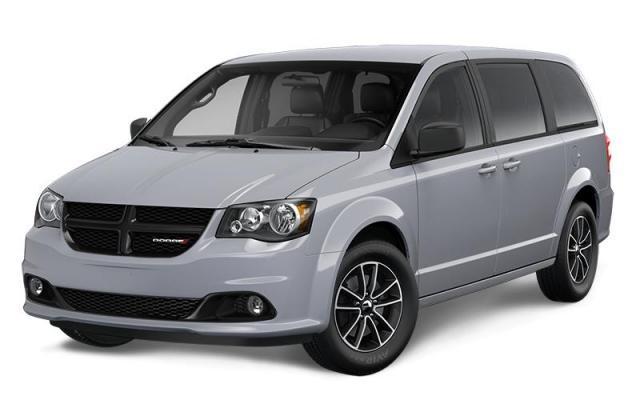 2018 Dodge Grand Caravan Blacktop Van