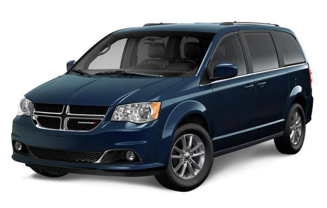 New 2018 Dodge Grand Caravan Sxt Premium Plus For Sale In St