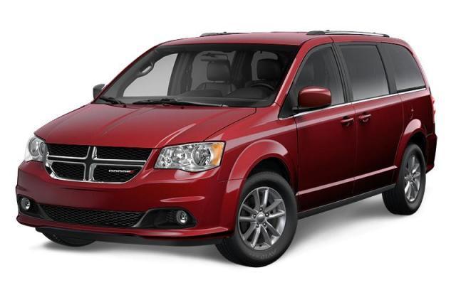 2018 Dodge Grand Caravan SXT Premium Plus Van