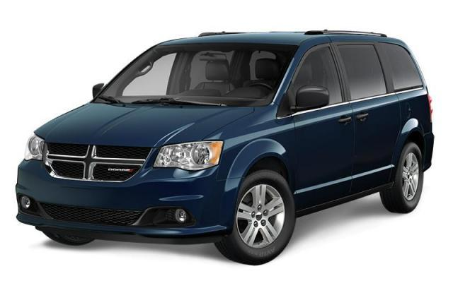 New 2018 Dodge Grand Caravan Crew Plus Van 2C4RDGDG6JR271924 for sale in Windsor, Ontario