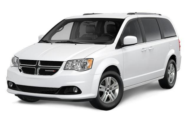 2018 Dodge Grand Caravan Crew Plus Van
