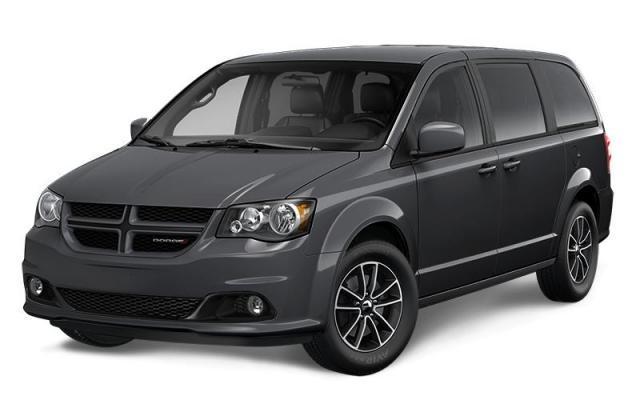 2018 Dodge Grand Caravan GT Van