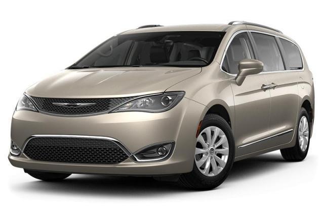 2018 Chrysler Pacifica Touring-L Van