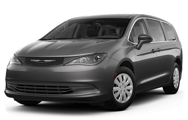 2018 Chrysler Pacifica LX Van