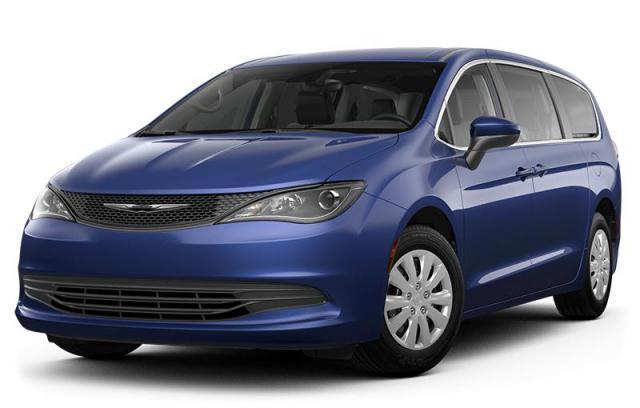 New 2018 Chrysler Pacifica LX Van in Windsor, Ontario