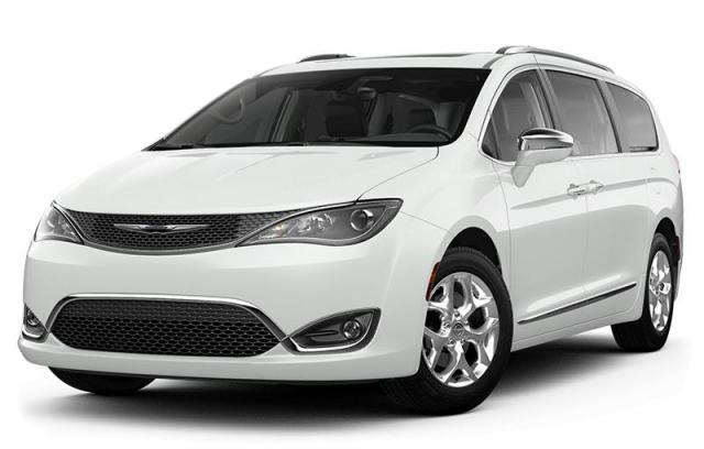 2018 Chrysler Pacifica Limited | 0% UP TO 72 MONTHS OAC Van