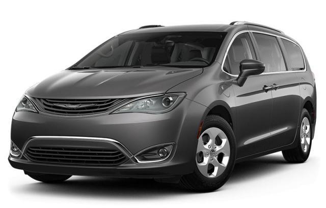 New 2018 Chrysler Pacifica Hybrid Touring-L Van for sale in Victoria BC at Wille Dodge Chrysler Ltd.