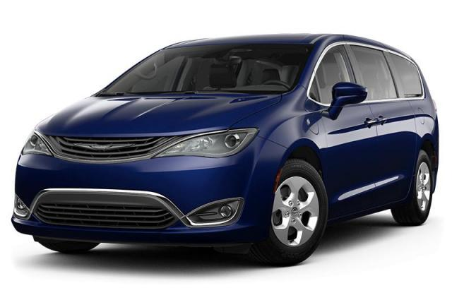 2018 Chrysler Pacifica Hybrid Touring Plus Van