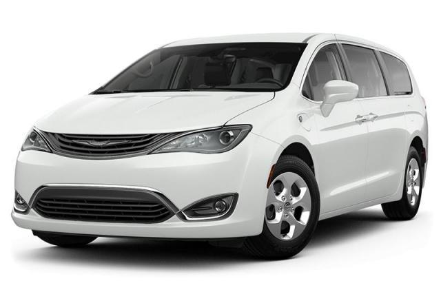 2018 Chrysler Pacifica Hybrid Touring Plus Van