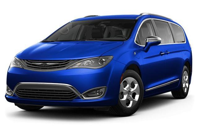2018 Chrysler Pacifica Hybrid Limited Van