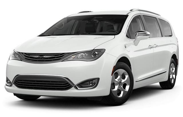 2018 Chrysler Pacifica Hybrid Limited Van 2C4RC1N75JR118224