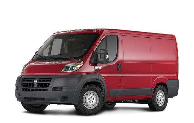 2018 Ram ProMaster 1500 Low Roof 118 in. WB Van Cargo Van
