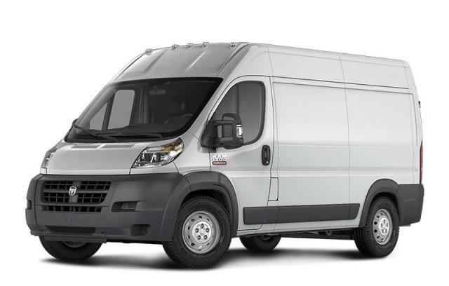 2018 Ram ProMaster 1500 High Roof 136 in. WB Van Cargo Van