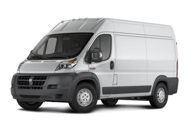 2018 Ram ProMaster 2500 High Roof 136 in. WB Van Cargo