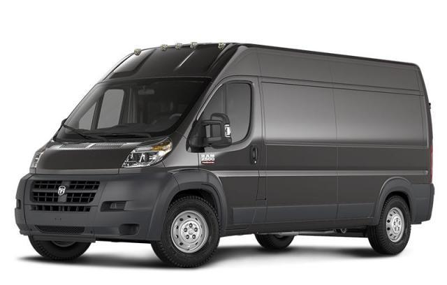 2018 Ram ProMaster 2500 High Roof 159 in. WB Van Cargo Van