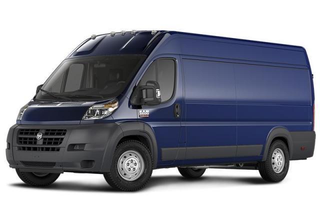 2018 Ram ProMaster 3500 High Roof Extended 159 in. WB Van Extended Cargo Van