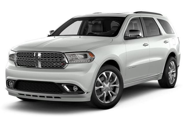 2018 Dodge Durango Citadel SUV 1C4SDJETXJC302398