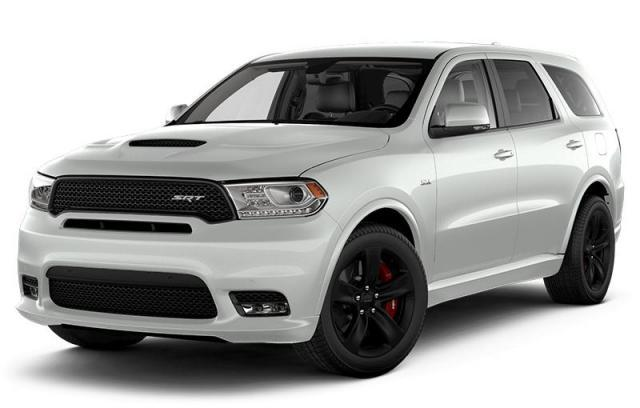 New 2018 Dodge Durango SRT SUV 1C4SDJGJ5JC184157 for sale in Windsor, Ontario