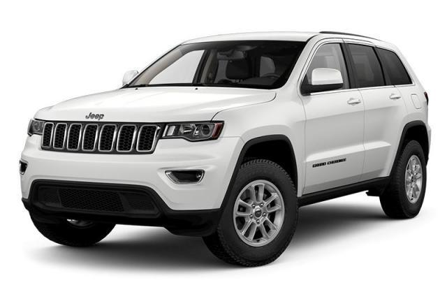 2018 Jeep Grand Cherokee Laredo Security & Convenience Group, Power Sunroof