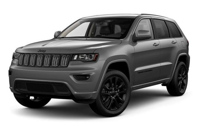2018 Jeep Grand Cherokee Altitude VUS