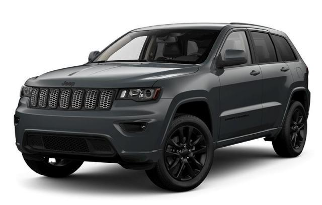 2018 Jeep Grand Cherokee Altitude IV SUV