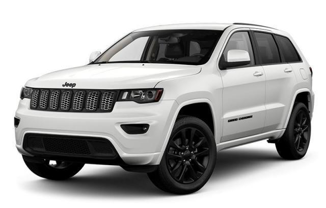 2018 Jeep Grand Cherokee Altitude SUV