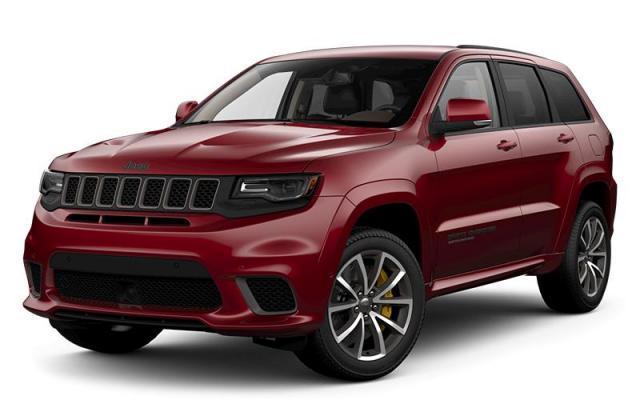 2018 Jeep Grand Cherokee Trackhawk SUV 1C4RJFN96JC233265