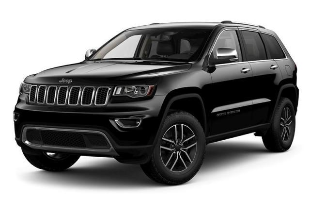 2018 Jeep Grand Cherokee Limited NAV, Blind Spot Monitoring, Jeep Active Safety Group