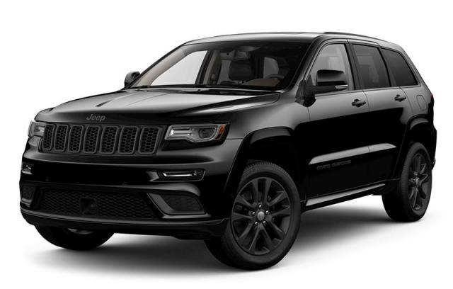2018 Jeep Grand Cherokee High Altitude EcoDiesel SUV