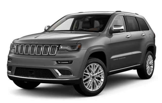 2018 Jeep Grand Cherokee Summit SUV 1C4RJFJT6JC117694