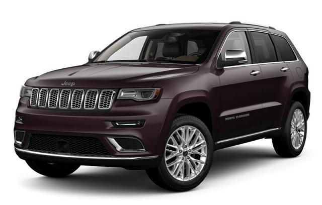 New 2018 Jeep Grand Cherokee Summit Wagon 18256 in Embrun, ON