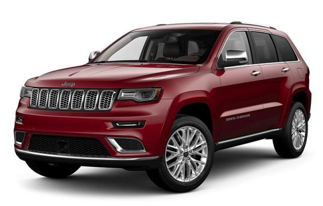 2018 Jeep Grand Cherokee Summit SUV 1C4RJFJT9JC227042