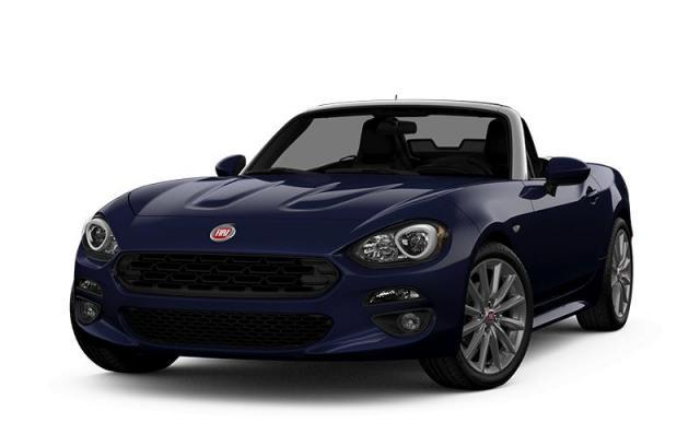 New 2019 FIAT 124 Spider Lusso Convertible JC1NFAEK1K0140661 dealer in Windsor, Ontario - inventory