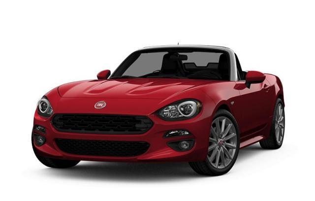 New 2019 FIAT 124 Spider Lusso Convertible JC1NFAEK3K0140774 dealer in Windsor, Ontario - inventory