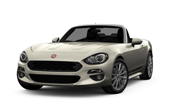 New 2019 FIAT 124 Spider Lusso Convertible JC1NFAEK6K0141627 dealer in Windsor, Ontario - inventory