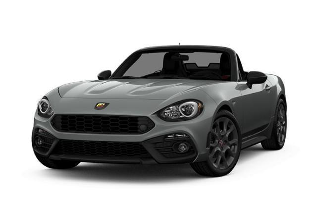 2019 FIAT 124 Spider Abarth Décapotable ou cabriolet JC1NFAEK4K0141500 190954
