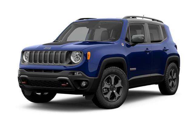 2019 Jeep Renegade Trailhawk VUS