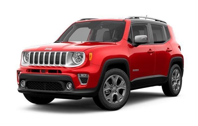 2019 Jeep Renegade Limited VUS