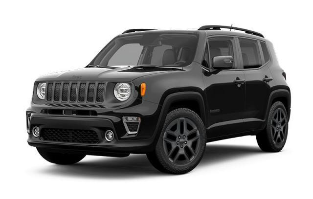 2019 Jeep Renegade High Altitude 4x4