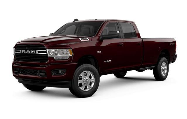 2019 Ram 3500 Big Horn Sport Truck Crew Cab