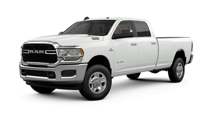 2019 Ram 3500 Big Horn Camion cabine Crew