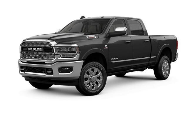 2019 Ram New 3500 Limited Camion cabine Crew