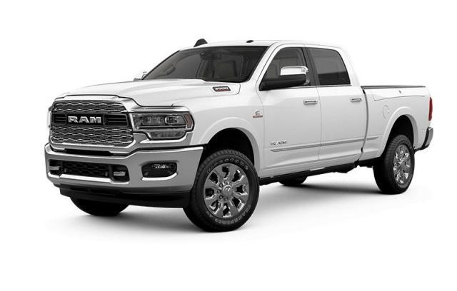 2019 Ram 3500 Limited Truck Crew Cab