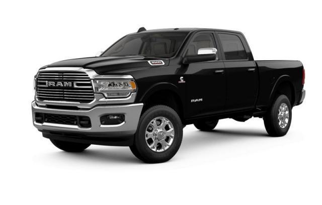 2019 Ram New 3500 Laramie Truck Crew Cab